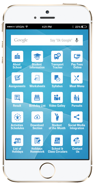 School Mobile Application